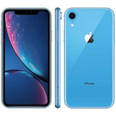 IPHONE XR AZUL, 64GB - MRYA2