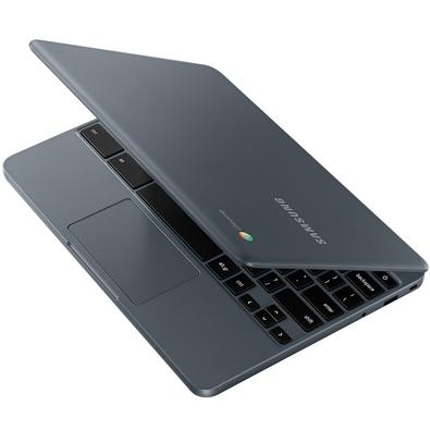 Chromebook Samsung Connect Intel Celeron N3060, 4GB, 16GB, Chrome OS, 11.6´, Grafite - XE501C13-AD2BR