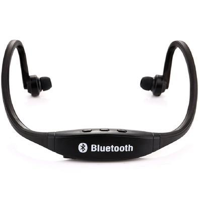 Fone de Ouvido Multilaser Bluetooth, Sport 3 em 1, Preto - PH263