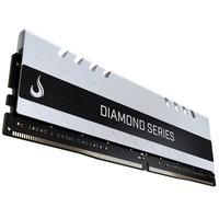 Memória Rise Mode Diamond, 8GB, 3000MHz, DDR4, CL15, Branco - RM-D4-8GB-3000DW