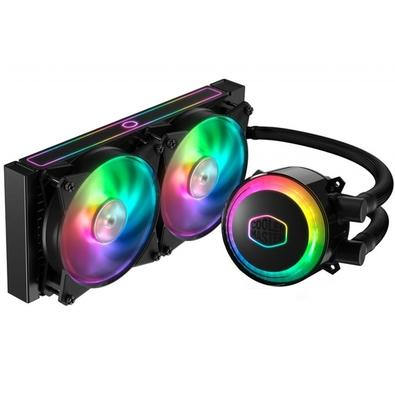 Water Cooler Cooler Master ML240RS, 120mm, RGB - MLX-S24M-A20PC-R1