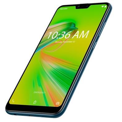 Smartphone Asus Zenfone Max Plus M2, 32GB, 12MP, Tela 6.2´, Azul - ZB634KL-4D004BR