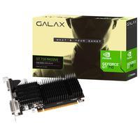 Placa de Vídeo Galax GT710 2GB DDR3 64Bits - 71GPF4HI00GX