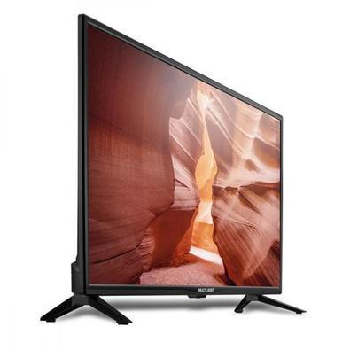 Tela 24 Pol. HD Multilaser Entrada USB HDMI + Gravador e Conversor TV Digital - TL016
