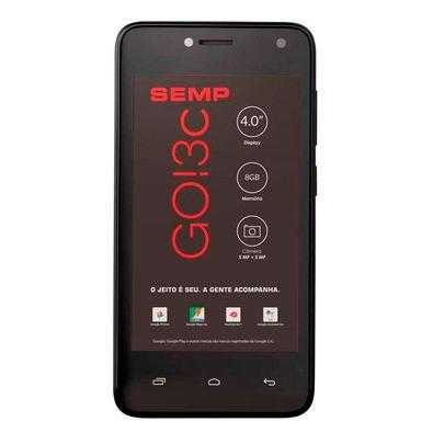 Smartphone Semp Toshiba Go 3c Plus Câmera 5MP