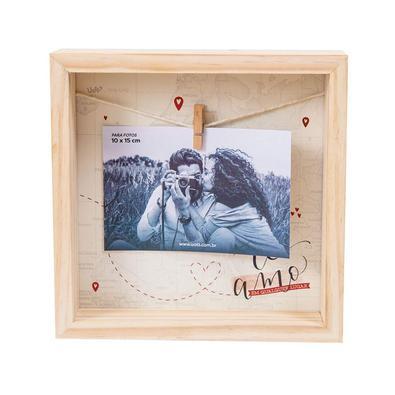 Porta-Retrato Varal Amor Infinito