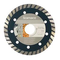 Disco Diamantado Stamaco Turbo 110mm Esmerilhadeira 110mm
