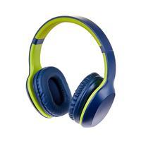 Fone de Ouvido Xtrax Bluetooth Groove BT Azul/Verde