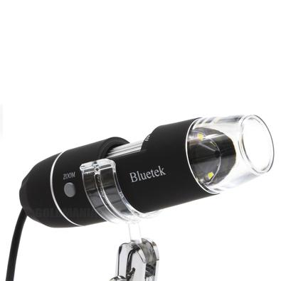 Microscópio Digital Usb Zoom 1000x luz led Camera 2.0 MP foto e vídeo MC1000