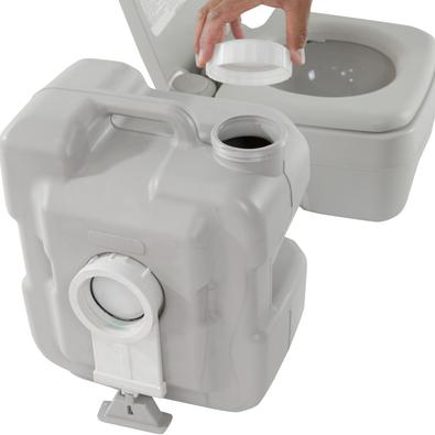 Vaso Assento Sanitário Portátil Camping 20l Banheiro Químico Tssaper VSP20