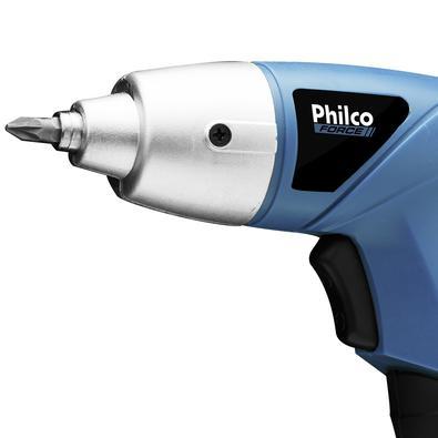 Parafusadeira Philco PPF01 11 Bits Bivolt
