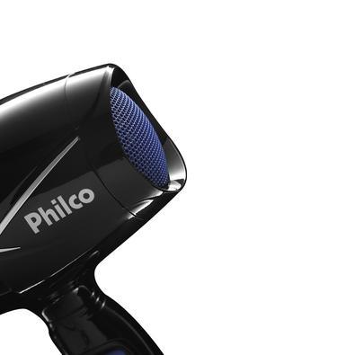 Secador de Cabelo Philco Skull Pro PSC02P 2000W 220V