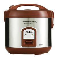 Panela de Arroz Philco 10 xícaras PH10 Visor Glass Vermelha 127V