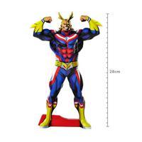 Figure Bandai Banpresto My Hero Academia, All Might, Manga Dimension - 20719/20720