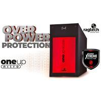 Nobreak 2000VA Senoidal Pura Proteção Total para Máquina Gamer 9 Tomadas Conector de Bateria Externa + RJ45 + USB + Disjuntor Ragtech OneUp