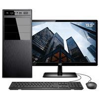 Computador Skill Intel i3, 8GB DDR4, SSD 480GB, Monitor 19,5´´, GEFORCE GT, Placa Mãe ASUS - 38155