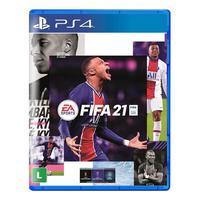 Imagem de Jogo FIFA 21 - PS4