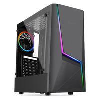 Computador Gamer Skill , AMD Ryzen 5 3400G , Radeon RX VEGA 11, 8GB DDR4 Ballistix, SSD 480GB