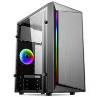 Computador Gamer Skill, AMD Ryzen 5 3400G 4.2Ghz, Radeon RX VEGA 11, 8GB DDR4, SSD 480GB
