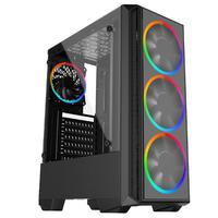 Computador Gamer Skill , AMD Ryzen 5 3400G 4.2Ghz, Radeon RX VEGA 11, 8GB DDR4, SSD 480GB
