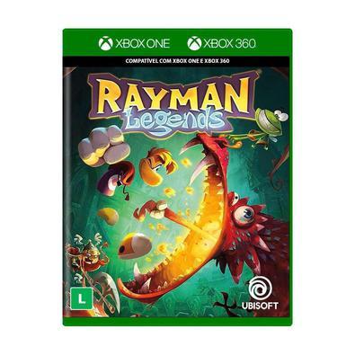Jogo Rayman Legends - Xbox Series X - Ubisoft