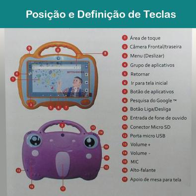 Tablet Criança 7