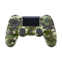 Controle Sony Dualshock 4 PS4, LED Frontal, Sem Fio, Camuflado