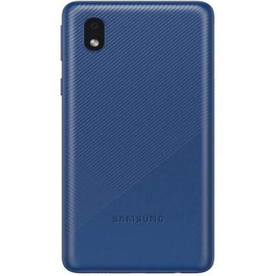 Reembalado: Smartphone Samsung Galaxy A01 Core, 32GB, 8MP, Tela 5.3´,  Azul, Vitrine