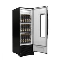 Imagem de Cervejeira Metalfrio Beer Maxx 250 Porta Inox 256 Litros