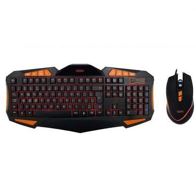 Kit Teclado e Mouse Gamer Oex Gear - TM301