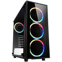 Computador Gamer XP 3Green, Intel Core i5, 8GB RAM, RX 550 4GB, SSD 120GB, HD 2TB, 500W