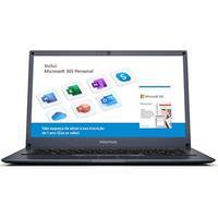 Notebook Positivo Motion Q4128C Intel® Atom® Quad-Core, Memória RAM 4GB, Windows 10 Home, Tela de 14.1