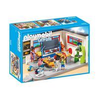 Brinquedo Playmobil Aula de História