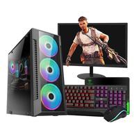 Computador Gamer Completo Aires, GT 730 4GB, 8GB, Hd 500GB, Wi-fi
