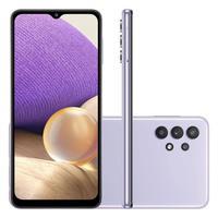 Smartphone Samsung Galaxy A32, 128GB, 4GB Ram, Tela 6.4
