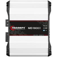 Amplificador Automotivo Modulo Taramps Md 1800.1 4 Ohms, 1800w, Amplificador Automotivo