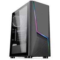 Computador Gamer Intel Core i3 10100F, Geforce GT 1030 2GB, 8GB DDR4 3000MHZ, HD 1TB, 500W 80 Plus