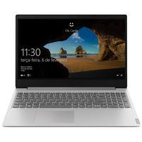 Notebook Lenovo Ideapad S145, Ryzen 7, 8GB, SSD 512GB, 15.6'', Windows 10, Prata - 81V70009BR