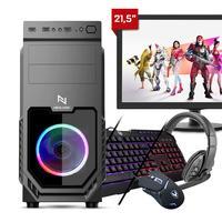 Pc Gamer Smart Pc Smt81775 I5 8gb (gt 1030 2gb) 1tb + Monitor 21,5