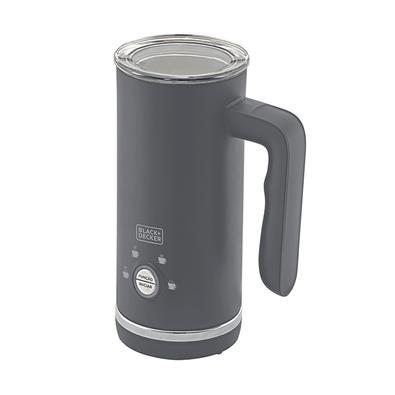 Espumador de Leite Gourmand Gris Black+Decker, com 4 Funções - EL500