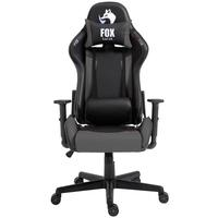 Cadeira Gamer Fox Racer Fx-928 - Cinza