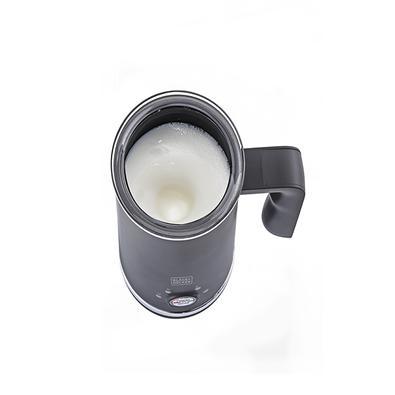 Espumador de Leite Gourmand Gris Black+Decker, com 4 Funções, 110V - EL500