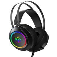 Headset Gamer Eborh Usb+p2, Multiplataforma - HS105