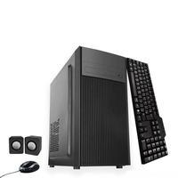 Computador Desktop Icc Iv2343k Intel Core I3  4gb Hd 2tb Kit Multimídia Hdmi