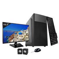 Computador Completo Icc Monitor 19 Intel Core I5 3.2 Ghz 8gb Hd 1tb