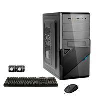 Computador Corporate I5 4gb Hd 1tb Kit Multimídia Windows 10