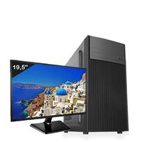 Computador Desktop Icc Iv2340s3m19 Intel Core I3 4gb Hd 320gb Monitor Led 19,5