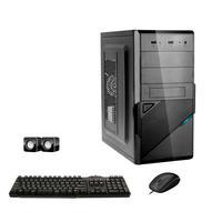 Computador Desktop Icc Iv2383k Intel Core I3  8gb Hd 2tb Kit Multimídia Hdmi