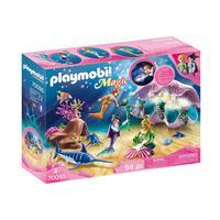 Playmobil, Concha E Pérola Com Luz Noturna
