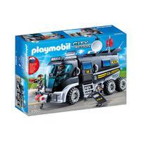 Playmobil Sunny, Caminhão De Unidade Tática